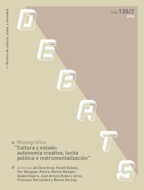Veure Vol. 130 No 2 (2016)
